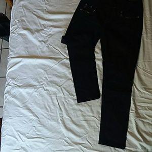 Missme black jeans size 27
